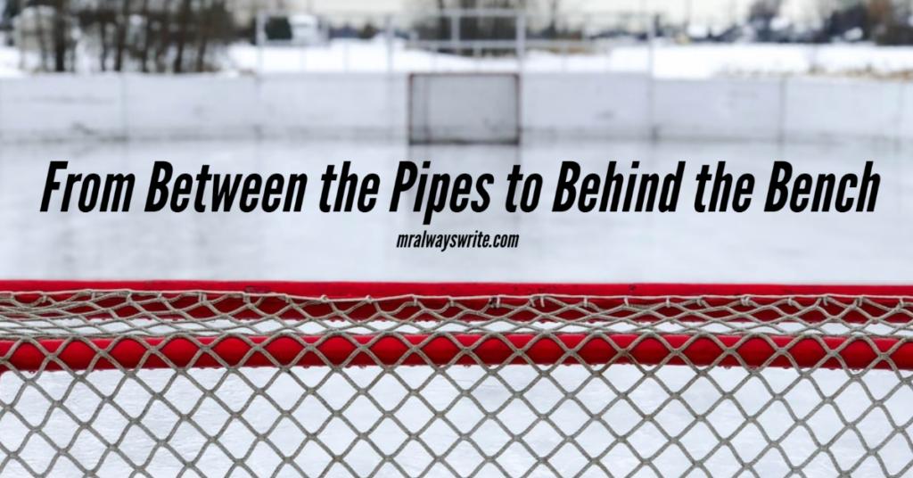Mr. Always Write, Hockey