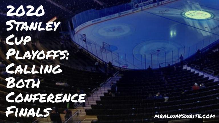 Mr. Always Write, Stanley Cup