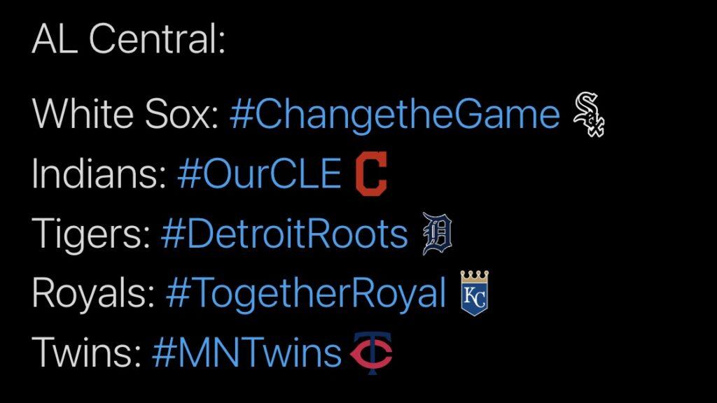 MLB, AL Central